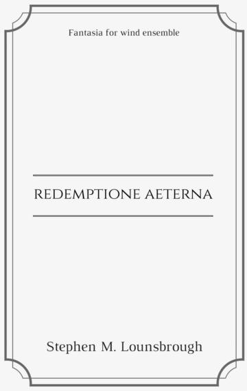 Redemptione Aeterna