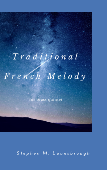 Traditional French Melody